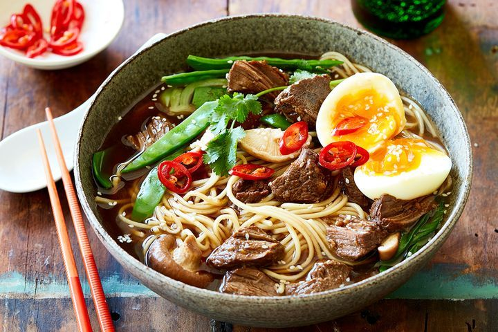 Noodle Dishes Best Paired With Coffee